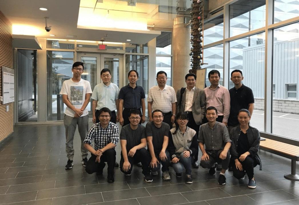 Dr  Z  Chen's Laboratory